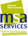 MSA-services-haute-normandie Logo
